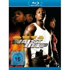 Waist Deep-Blu-ray avec Tyrese Gibson article neuf