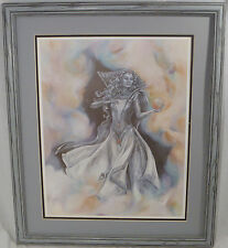 Michael Ricker Sorceress Shawn Limited Edition Print Signed #Ed Art Sculpture