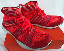 new style 0bfd8 7d0b5 Nike Free Train Virtue 898052-600 Red 5K Marathon Running Shoes Men s 10.5  new