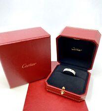 Cartier Love Ring White Gold 18k