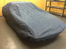 Triumph STAG Soft Fleece Indoor Car Cover BLUE Breathable Dustproof Supertex