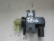 Pressure transducer Turbocharger Skoda Fabia Estate 1.9 TDI 105PS 77kW