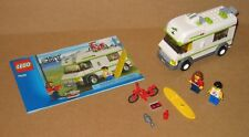7639 LEGO Camper – 100% Complete w Instructions EX COND 2009