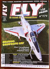 Fly n°171 du 6/2009; Essais Extra 300 Graupner/ Piper J3-61 Modelpasher/ Seabee
