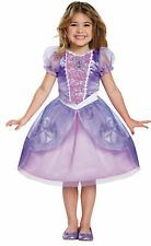 NEW  2T PRINCESS SOFIA THE FIRST  COSTUME AUTHENTIC OUTFIT
