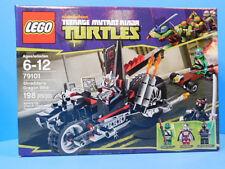 Lego Teenage Mutant Ninja Turtles 79101 Shredder's Dragon bike  198 pcs New!