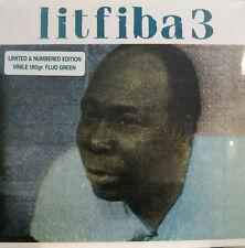 LITFIBA - Litfiba 3 (lim. ed.) (2021) LP vinile verde fluo