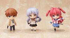 Nendoroid Petite Petit Angel Beats! Set 02 Kanade Tachibana Otonashi Yui Figure