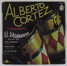 Alberto Cortez 45 tours El vagabundo