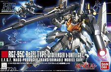 Bandai Gundam HGUC 1/144 RGZ-95C ReZEL Type-C Defenser b-Unit Model Kit GHG191