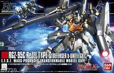 Bandai Gundam HGUC 1/144 RGZ-95C ReZEL Type-C Defenser b-Unit Model Kit GHG191