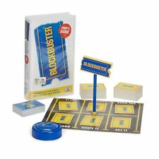 BLOCKBUSTER VIDEO Retail Store Party Game VHS Big Box CULT HORROR Movie JEOPARDY