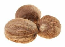 5pcs |  Whole Nutmeg | Nutmegs Premium Quality Free P&P Approx 26 Grams