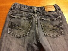 Boy's Youth Baileys Point Pt. Blue Denim Jeans Size 14 GUC