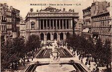 CPA MARSEILLE Place de la Bourse (404654)