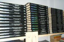 LOTE 46 LIBROS, COLECCION STAR WARS BIBLIOTECA PLANETA GUERRA GALAXIAS