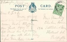 Miss Armstrong. Chesham House. 134 Sutherland Av, Paddington 1913   (ref:L.1953)