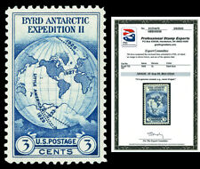 Scott 733 1933 3c Byrd Issue Mint Graded XF-Sup 95 NH with PSE CERTIFICATE!
