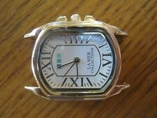 NEW La Mer Collections Women's Chateau watch timepiece gold