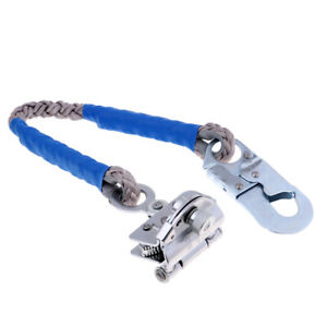 Fall Protection Rope Grab for Ascender Rigger Rock Climbing Tree Arborist