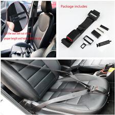 Adjustable Stainless Steel Pregnant Women's Seat Belt Extender Buckle Clip Strap