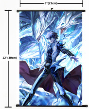 Japanese Anime Game Yu-Gi-Oh! Yu Gi Oh poster Wall Scroll 2132