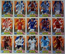 2017-2018 Season Set Soccer Trading Cards
