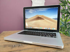 2020 POTENZIATO APPLE MACBOOK PRO 13,3 CORE I5 RAM 8GB DDR3 SSD 250GB CATALINA