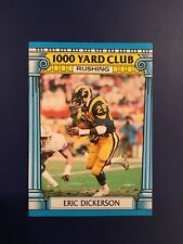 1987 Topps #1 ERIC DICKERSON 1000 Yard Club Los Angeles Rams  GREAT CARD