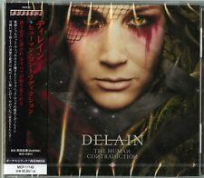 DELAIN-THE HUMAN CONTRADICTION: NORMAL EDITION-JAPAN CD BONUS TRACK F83