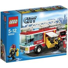 LEGO CITY 60002 - Feuerwehr Feuerleiterwagen Baukasten System 5-12J NEUw&OVP rar