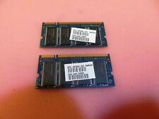 HP Pavilion DV8000 Laptop 512MB ( 2 x 256MB)  DDR PC2700 333Mhz Memory Ram