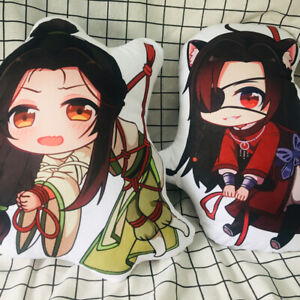 Heaven Official's Blessing Cosplay Doll Otaku Gift Shaped Pillow Stuffed Cushion