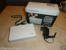 CnMemory Airy 2TB / 2000GB externe USB 2.0 Festplatte / HDD, Weiß, NEU,Garantie