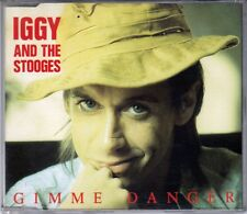 CD MAXI 4 T IGGY POP & THE STOOGES *GIMME DANGER* ( LIMITED EDITION 1000 COPIES)