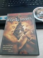 Jeepers Creepers dvd zone 1