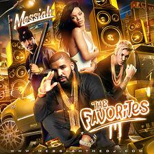 DJ Messiah The Favorites NEW 2017 Hip Hop NON-Stop Party Mix Mixtape CD HOT!
