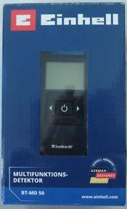 Einhell Digitales Ortungsgerät Multifunktionsdetektor BT-MD 50 +++NEU&OVP+++