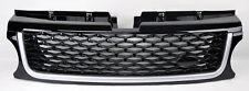 Range Rover Sport 10-13 Gloss Black Front Bumper Hood Grill