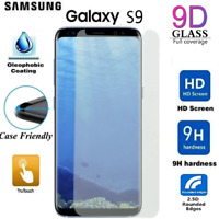 For Samsung Galaxy S9 Full Curved Tempered Glass LCD Screen Protector