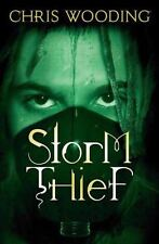 Storm Thief by Chris Wooding (2007, Paperback)