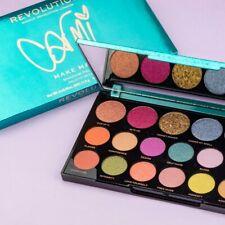 *NEW* MakeUp Revolution X Carmi Make Magic Eyeshadow Palette Sealed
