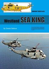 NEW Warpaint Series Books 95 Westland Sea King