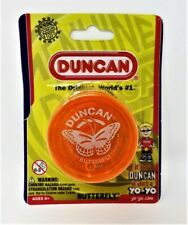 "DUNCAN ""Butterfly"" Orange Yo-Yo"