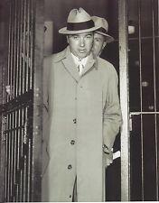 JOE ADONIS 8X10 PHOTO MAFIA ORGANIZED CRIME MOBSTER MOB PICTURE B/W