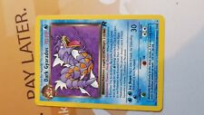Dark Gyarados 25/82 - Team Rocket Set - MINT - Rare - Pokemon Card TCG