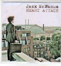 (BQ846) Jack McManus, Heart Attack - DJ CD