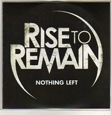 (DB795) Rise To Remain, Nothing Left - 2011 DJ CD