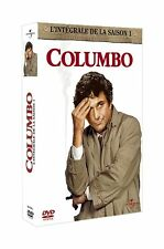 22057 // COLUMBO L'INTEGRALE DE LA SAISON 1 COFFRET 4 DVD COMME NEUF