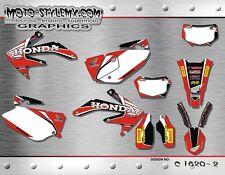 Honda CRf450X CRf 450X 2005 up to 2014 graphics decals kit  Moto-StyleMX